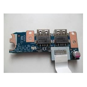 Placa Usb Acer E1-531 E1-571 Gateway Mod: Ls-7911p