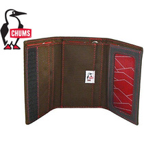 Billetera Chums 100% Original / Nylon Balistics