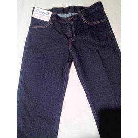 Pantalon Blue Jean Dama Clasico Talla 32
