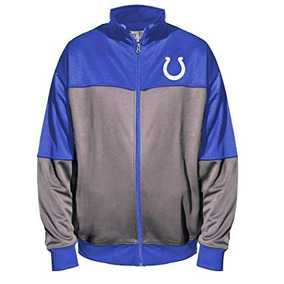 2bbbe233fcde2 Nfl Indianapolis Colts Poly Unisex Chamarra De Forro Polar