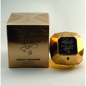 Perfume Lady Million 80ml - 100% Original Com Selo Lacrado