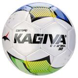 Bola Kagiva C11 Brasil 32 Campo Profissional Costurada À Mão 64d3e5550f3fd
