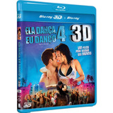 Bluray Ela Dança Eu Danço 4 3d Semi Novo
