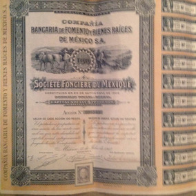 Acción De Fomento Y Bienes Raíces De México