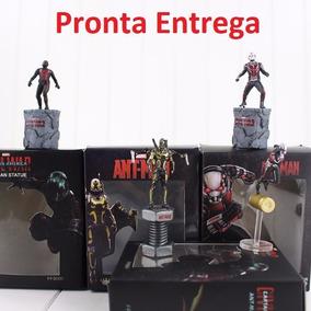 Kit Boneco Homem Formina + Jaqueta Amarela Marvel Vingadores