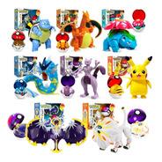 Pokemon Pokebola Figura Coleccionable Lanzador Pop Original