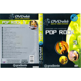 Dvd Lacrado Gradiente Dvdoke Pop Rock 3 Hits Nacionais