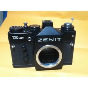 Camara Fotografica Profesional 35mm Zenit 12 Xp Vintage