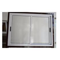 Ventana Herrero Aluminio Blanco 150x110 Cierres Laterales