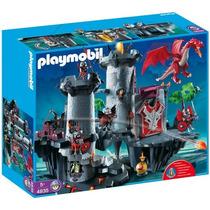 Juguetes Castillo Dragones Playmobil Gris