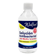 Spray Antibacterial Desinfectante Walfort Refil 240ml