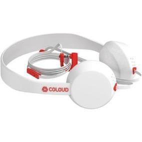 Auricular Coloud -the Knock- Caballito Color Blanco