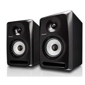 Pioneer S-dj80x Monitores Pro Para Dj Estudio Bajos Potentes
