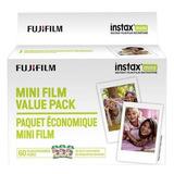 Fujifilm Instax Mini Paquete 60 Envio Gratis