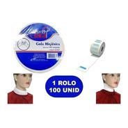Kit 12 Rolos Gola Higiênica Santa Clara Com 100 Un