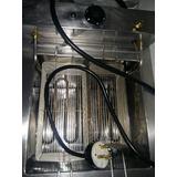 Fritadeira Industrial Elétrica 220v 18lt Agua E Oleo,mesa