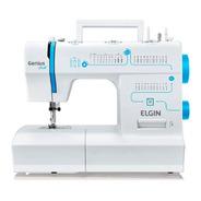 Máquina De Costura Elgin Genius Plus 31 Pontos Jx-4035