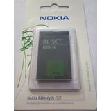Bateria Nokia Bl-5ct Orig 5220, 6303, 6730, 3720 C/gtia