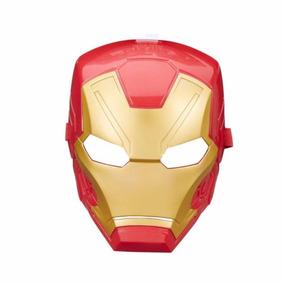 Máscara Clássica Homem De Ferro / Iron Man - Rubies Cosplay