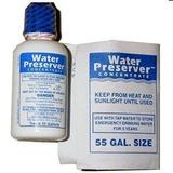 55 Galones De Agua Preservador Concentrado 5 Año De Prepara