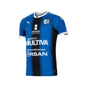 Jersey Puma Futbol Querétaro Local Fan 17/18 Niño