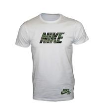 Franelas Caballero Nike, Adidas, Jordan 100% Algodon