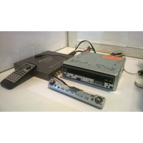 Reproductor Pionner Avh-p7650 Dvd Careta Movil P/ Vehiculo