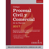 Código Procesal Civil Y Comercial De La Nación 2017 - Pocket