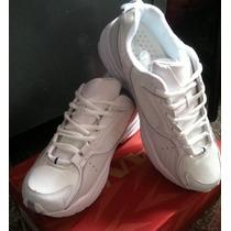 Zapatos Unisex Deportivos Blancos