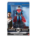Superman Injustice 2 Metal Multiverse- Toypride