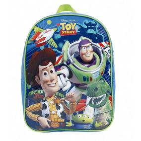Mochila G Toy Story Poliéster, Azul -dermiwil