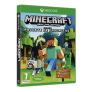 Minecraft Xbox One Edicion Juego Original Nuevo Sellado