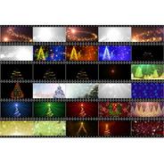 Pack 252 Loops Efeitos Visuais De Natal Exclusiv Visuais