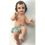 Niño Dios De 30cm Resina