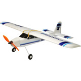 Aviao Aeromodelo Cessna 747 P/ Iniciante Controle Remoto 4ch