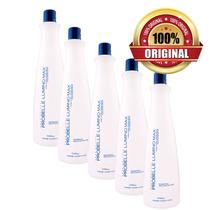 5un Shampoo 1 L Lumino Max Reconstrução Capilar Probelle