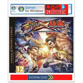 Street Fighter X Tekken Pc Original Codigo Steam Key