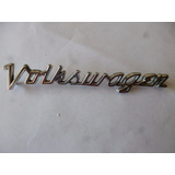 Vw Sedan 74-04 Emblema De Tapa De Motor Metalico Vocho