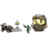 Mega Bloks, Halo, Micro-fleet Warthog Attack Building Kit