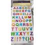 116 Letras Números Autoadhesivos Epoxi Scrapbook Sticker