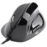 Mouse Vertical Ergonómico 3200dpi Metalico Modao 6 Botones