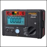 Telurometro Digital Prasek Premium Pr-521