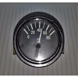 Reloj Presion Aceite Stewart Warner Universal Aro Cromado