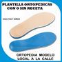 Plantilla Ortopedica Con O S-receta Zona Oeste Moron,ramos
