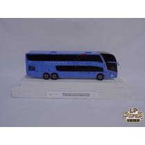 Miniatura Ônibus Expresso Guanabara Marcopolo Paradiso G7 Dd