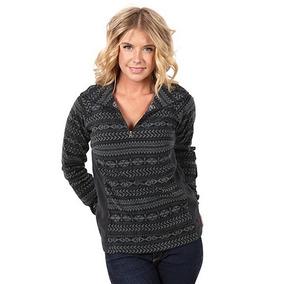 Chaqueta Térmica - Buzo Columbia Glacial Fleece Para Mujer S