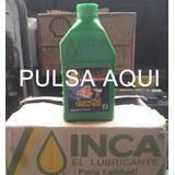 Aceite Mineral 15w50 4 Tiempos Marca Inca Sellados