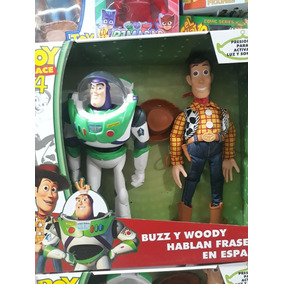 Muñeco Woody Toy Story 3 El Vaquero Buzz Lightyear Disney - Muñecos ... c3e13eac701