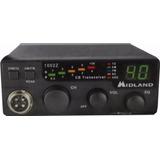 Rádio Amador Px Midland 1002z 40.channel Novo Modelo - Am/fm