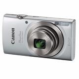 Camara Canon Digital 20mpx Plata Tarjeta Sd Nueva Economica